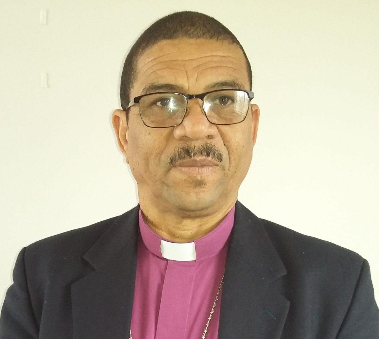 Bishop Allan Kannemeyer